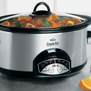 How To: Converting Recipes For the Slow Cooker or Crock-pot