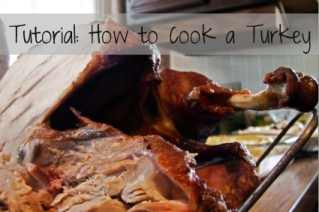 Tutorial How to Cook a Turkey