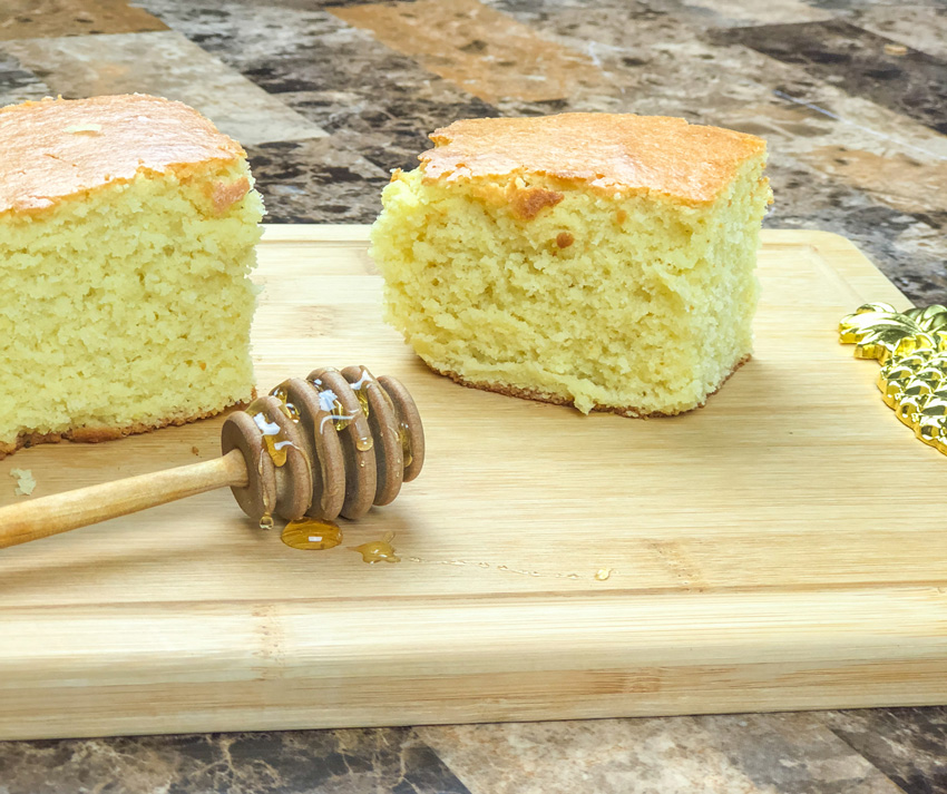 Moist Sweet Cornbread Recipe A Real Family Favorite