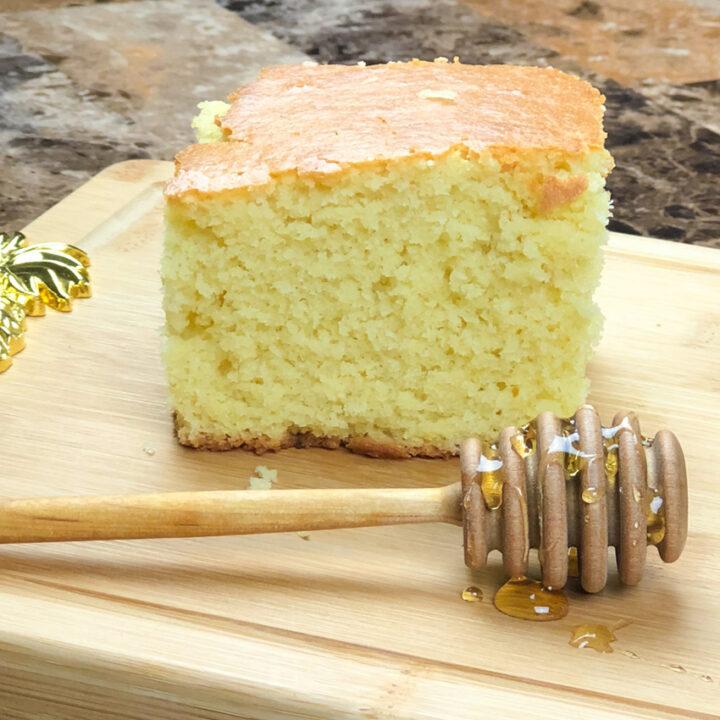 Award Winning Cake Recipes From Scratch: Moist Sweet Cornbread Recipe