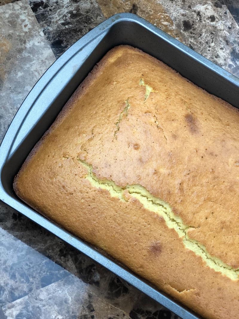 Recipe sweet cornbread cake