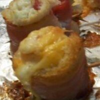 Cheese & Bacon Puffs