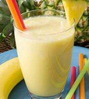 Banana Orange Pineapple Smoothie Recipe