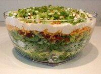 layer salad recipe
