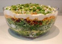 layer salad recipe
