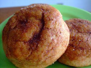 Cinnamon Bun Cookies