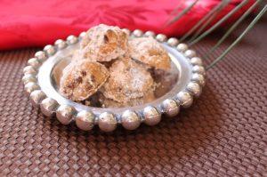 Cinnamon Chocolate Butterballs
