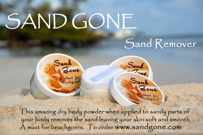 Review: Sand Gone Sand Remover