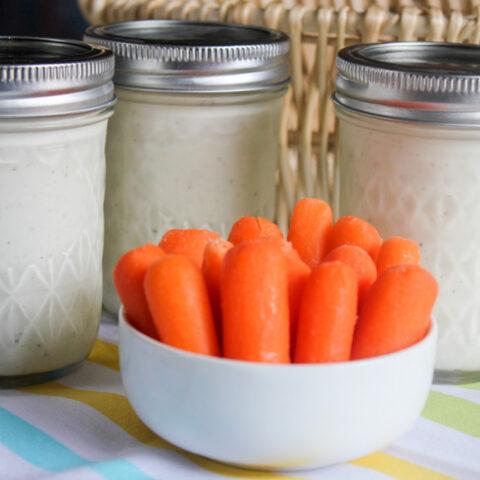 Buttermilk Ranch Dressing Recipe From Scratch