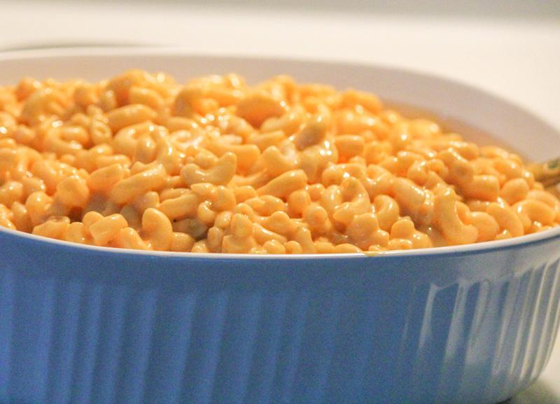 Old School From Scratch Velveeta Macaroni and Cheese Recipe