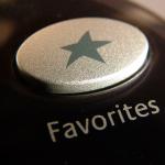 Quick List of Favorites