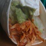 Super Easy Slow Cooker Chicken Tacos