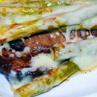 Xavier Steaks – Swiss, Asparagus and Juicy Steak Recipe
