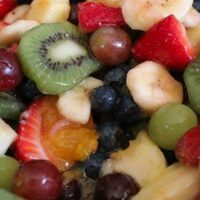 Summer Berry Recipe: Summer Fruit Salad