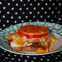BLT Egg Bake