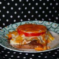 BLT Egg Bake and Featured Friday at Mommas Meals