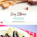 Easy S'mores Pastries