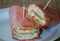 Lunchbox California Wraps
