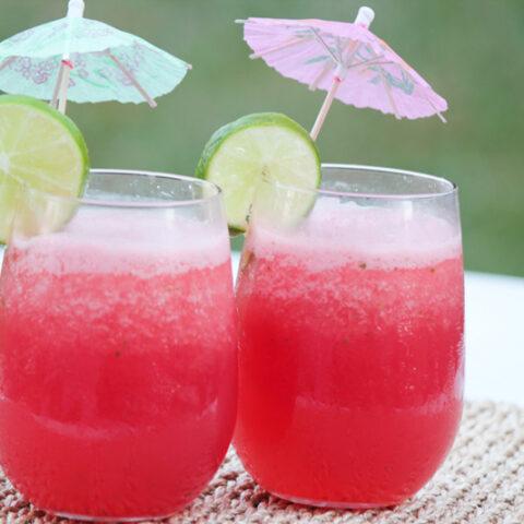 Watermelon Spritzer Smoothie