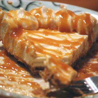 Caramel Cheesecake – Cheesecake Factory Recipe