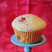 Raspberry Mango Muffins