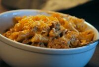 Back to School Meals: Taco Bake