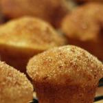 Pumpkin Pie Spice Donut Muffins