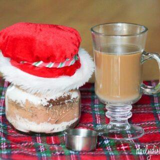 Gingerbread Spice Mocha Coffee Mix