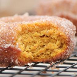 Pumpkin Spice Donuts - Pumpkin Pie 5