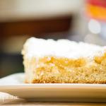 Eggnog Gooey Butter Cake