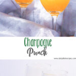 Emeril Lagasse Champagne Punch