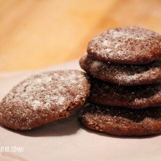 Scories De Vulcan | Lava Stones Cookies