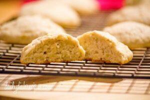 Banana Nutmeg Cookies