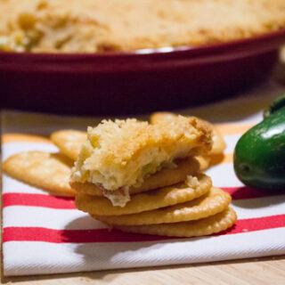 Cheesy Jalapeno Popper Dip
