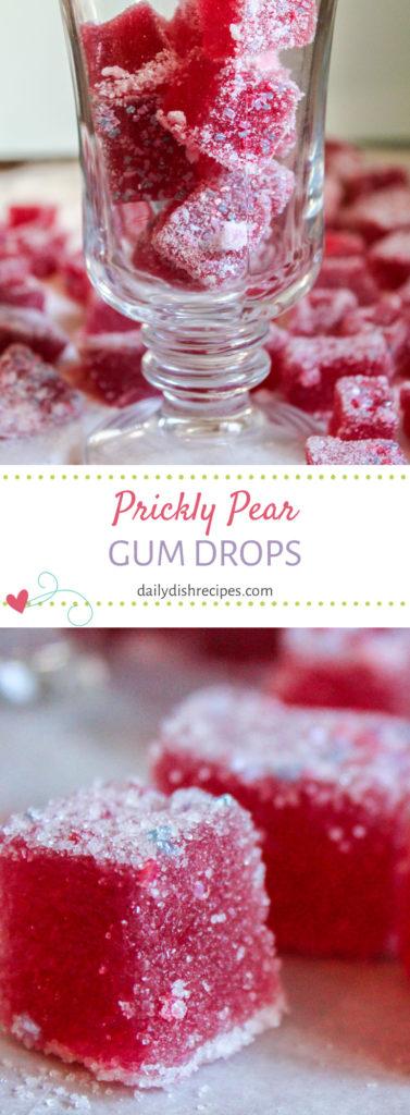 Prickly Pear Gum Drops