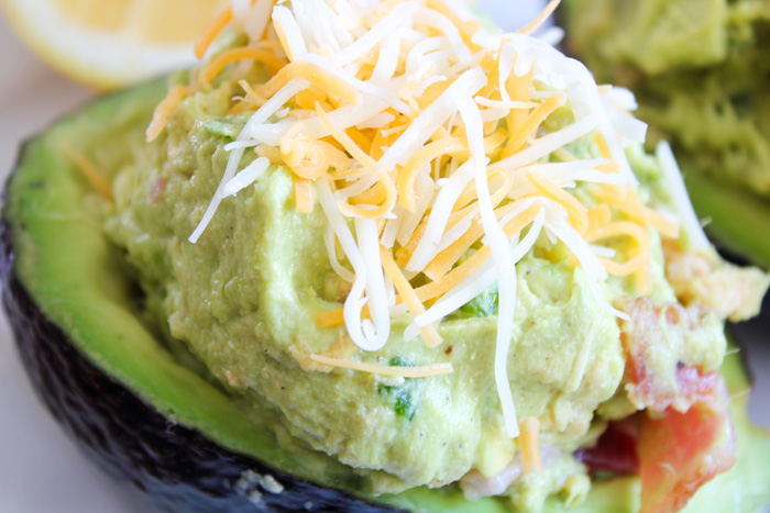 Creamy Avocado Chicken Salad