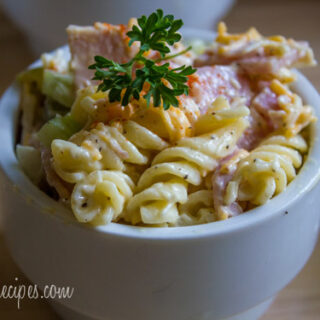 Ham and Pasta Salad | Classic Southern