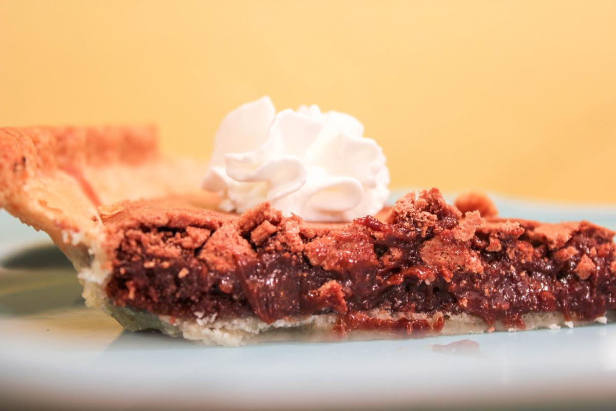 Minny's Chocolate Pie – The Help #SundaySupper