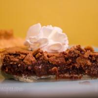 Minnys Chocolate Pie