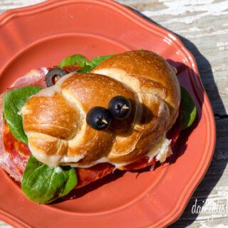 The Best Deli Sandwich