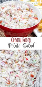 Creamy Bacon Potato Salad for a Budget Friendly BBQ Pinterest