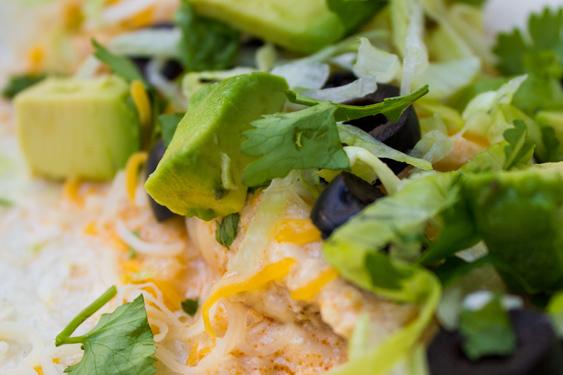 Chicken Con Queso Burritos #SundaySupper