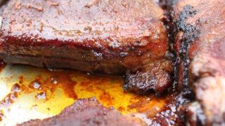 Easy Marinated Pork Ribs