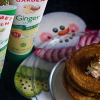 Lemon-Grass-Ginger-Pancakes