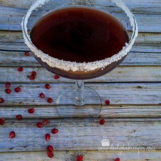 Pomegranate Margarita for National Margarita Day #NationalMargaritaDay