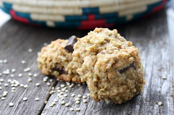 Quinoa-Cookies
