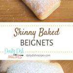 Skinny Baked Beignets