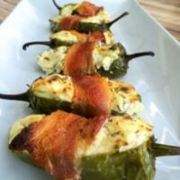 Jalapeno Poppers - Three Ingredient Recipes