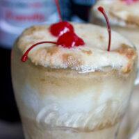 Simple Ice Cream Coke Floats Recipe