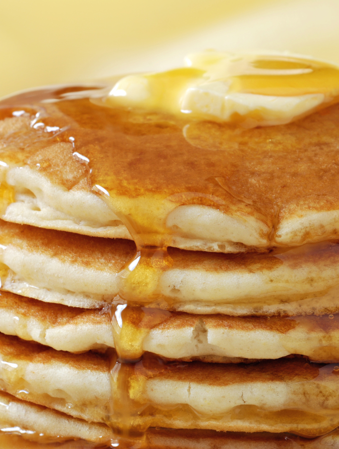 Best Basic Pancakes